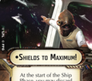 Shields to Maximum!
