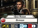 Dash Rendar Outrider