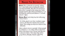 "How-to play Objective ""Marked For Destruction"" - Star Wars Armada Explained (SWAE)"