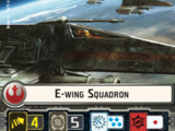 E-wing Squadron