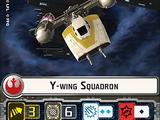 Y-wing Squadron