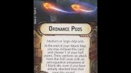 "How-to use Ordnance ""Ordnance Pods"" - Star Wars Armada Explained (SWAE)"