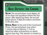 Base Defense: Ion Cannon