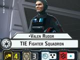 Valen Rudor TIE Fighter Squadron