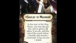 "How-to use Fleet Command ""Shields to Maximum!"" - Star Wars Armada Explained (SWAE)"