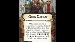"Offensive Retrofit ""Shriv Suurgav"" - Star Wars Armada Explained (SWAE)"