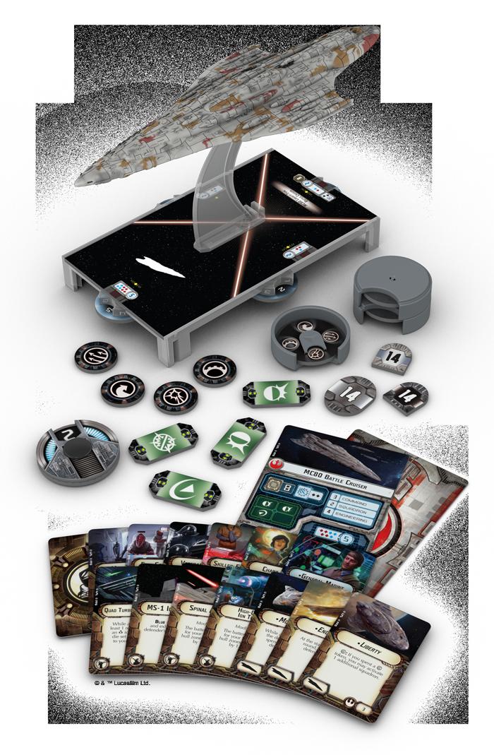 Liberty Expansion Pack | Star Wars: Armada Wiki | FANDOM