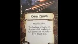 """How-to use Ordnance """"Rapid Reload"""" - Star Wars Armada Explained (SWAE)"""