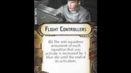 """How-to use Weapons Team """"Flight Controllers"""" - Star Wars Armada Explained (SWAE)"""