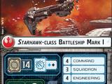 Starhawk-class Battleship Mark I