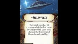"How-to use Title ""Relentless"" - Star Wars Armada Explained (SWAE)"