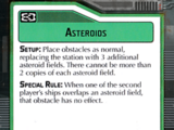 Asteroids Campaign Objective