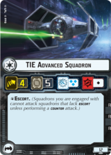 TIE Advanced Squadron