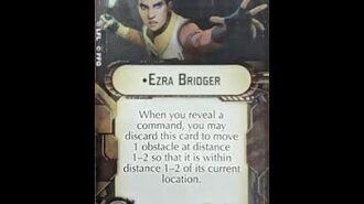 "How-to use Officer ""Ezra Bridger"" - Star Wars Armada Explained (SWAE)"