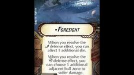 "How-to use Title ""Foresight"" - Star Wars Armada Explained (SWAE)"