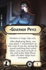 Governor Pryce