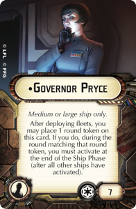 Officer-Imperial Governor Pryce