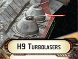 H9 Turbolasers