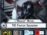 """Mauler"" Mithel TIE Fighter Squadron"