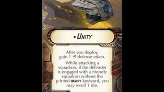 """How-to use Title """"Unity"""" - Star Wars Armada Explained (SWAE)"""