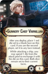 Gunnery Chief Varnillian