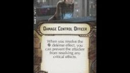 """How-to use Officer """"Damage Control Officer"""" - Star Wars Armada Explained (SWAE)"""