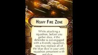 "How-to use Turbolasers ""Heavy Fire Zone"" - Star Wars Armada Explained (SWAE)"