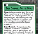 Base Defense: Fighter Wing