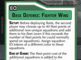 Base Defense: Fighter Wing