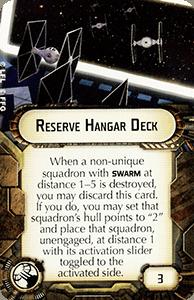 Reserve Hangar Deck
