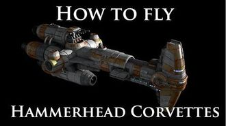 Captain's Clinic - How to fly Hammerhead Corvettes