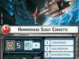 Hammerhead Scout Corvette