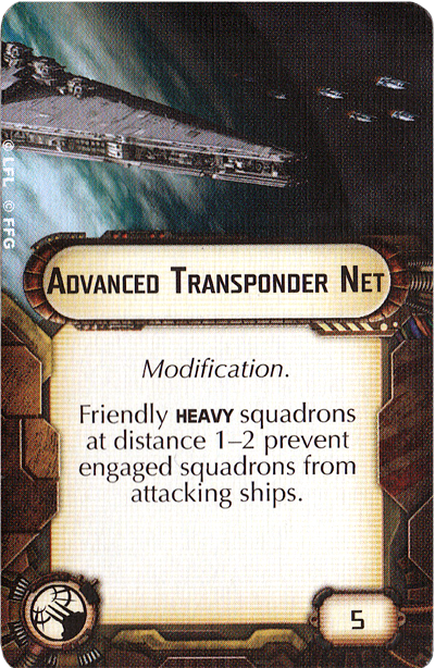 Advanced Transponder Net