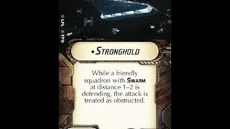 """How-to use Title """"Stronghold"""" - Star Wars Armada Explained (SWAE)"""
