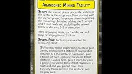 "How-to play Objective ""Abandoned Mining Facility"" - Star Wars Armada Explained (SWAE)"