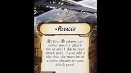 """How-to use Title """"Ravager"""" - Star Wars Armada Explained (SWAE)"""
