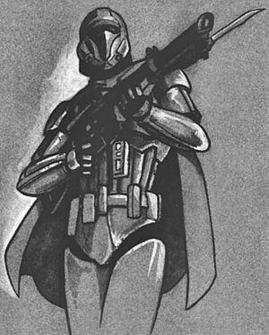 Sith Vanguard
