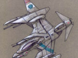 Tyr Heavy Space Fighter