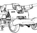 K-30 Recoilless Field Gun