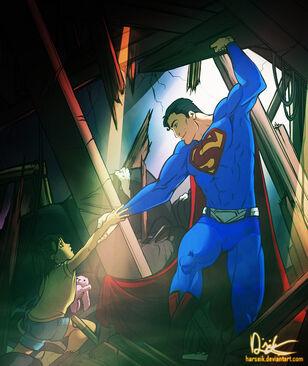 Supermansavesgirl