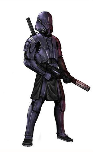 Sith Elite Trooper
