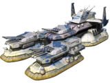 Fortress-Class Land Battleship