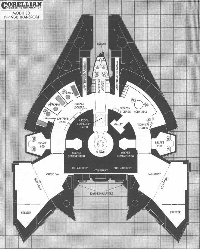 Aurora Ship Star Wars Exodus Visual Encyclopedia