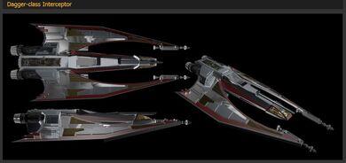 Dagger-class Interceptor