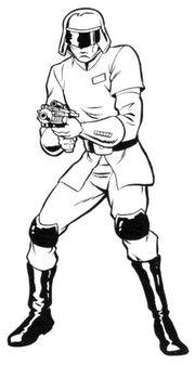 Imperial Army Commando