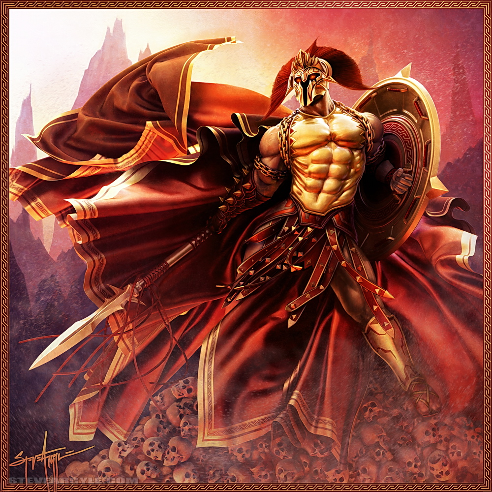 Ares God