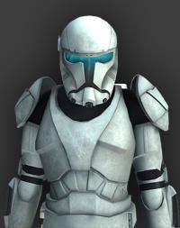 Imperial Army Commando Armor