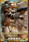 Clone Commander Cody (LS-ROTB)