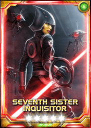 Seventh Sister Inquisitor (Awakened)
