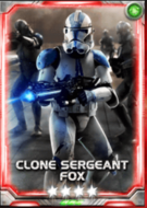Clone Srgt Fox Awakened